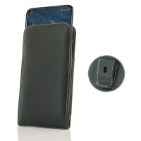 10% OFF + FREE SHIPPING, Buy the BEST PDair Handcrafted Premium Protective Carrying Nokia X71 Pouch Case with Belt Clip. Exquisitely designed engineered for Nokia X71.