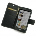 Acer Liquid Zest 4G Leather Flip Carry Cover genuine leather case by PDair