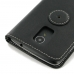 Acer Liquid Zest 4G Leather Flip Carry Cover offers worldwide free shipping by PDair
