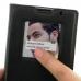 BlackBerry Priv Leather Smart Flip Case Cover (Orange Stitch) custom degsined carrying case by PDair