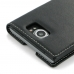 BlackBerry Priv Leather Smart Flip Case Cover best cellphone case by PDair