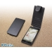 Fujitsu arrows SV Leather Flip Wallet Carry Case top quality leather case by PDair