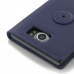 BlackBerry Priv Leather Flip Wallet Cover (Purple) best cellphone case by PDair