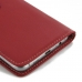 Samsung Galaxy S6 edge+ Plus Leather Flip Carry Cover (Red) offers worldwide free shipping by PDair