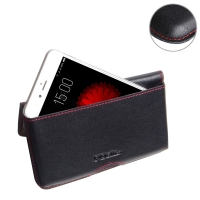 10% OFF + FREE SHIPPING, Buy Best PDair Quality Handmade Protective Nubia Z11 mini Leather Wallet Pouch Case (Red Stitching) online. You also can go to the customizer to create your own stylish leather case if looking for additional colors, patterns and t