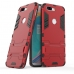 OnePlus 5T Tough Armor Protective Case (Red) custom degsined carrying case by PDair