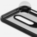 OnePlus 6 Super Series Ultra Thin HD transparent PC Case (Black) offers worldwide free shipping by PDair