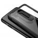 OnePlus 6 Super Series Ultra Thin HD transparent PC Case (Black) best cellphone case by PDair