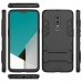 OnePlus 6 Tough Armor Protective Case (Black) protective stylish skin case by PDair