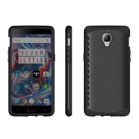 10% OFF + FREE Shipping, Buy Best PDair Premium Protective OnePlus 3 Hybrid Combo Aegis Armor Case Cover (Black) online. Designed for OnePlus 3. You also can go to the customizer to create your own stylish leather case if looking for additional colors, pa