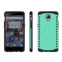 10% OFF + FREE Shipping, Buy Best PDair Premium Protective OnePlus 3 Hybrid Combo Aegis Armor Case Cover (Green) online. Designed for OnePlus 3. You also can go to the customizer to create your own stylish leather case if looking for additional colors, pa