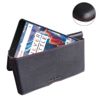 10% OFF + FREE SHIPPING, Buy Best PDair Handmade Protective OnePlus 3 Genuine Leather Wallet Pouch Case (Red Stitch) online. Pouch Sleeve Holster Wallet You also can go to the customizer to create your own stylish leather case if looking for additional co