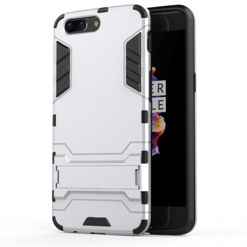 10% OFF + FREE SHIPPING, Buy the BEST PDair Premium Protective Carrying OnePlus 5 Tough Armor Protective Case (Silver). Exquisitely designed engineered for OnePlus 5.