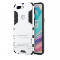 10% OFF + FREE SHIPPING, Buy the BEST PDair Premium Protective Carrying OnePlus 5T Tough Armor Protective Case (Silver). Exquisitely designed engineered for OnePlus 5T.