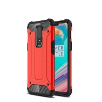 10% OFF + FREE SHIPPING, Buy the BEST PDair Premium Protective Carrying OnePlus 6  Hybrid Dual Layer Tough Armor Protective Case (Red). Exquisitely designed engineered for OnePlus 6.