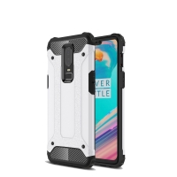 10% OFF + FREE SHIPPING, Buy the BEST PDair Premium Protective Carrying OnePlus 6  Hybrid Dual Layer Tough Armor Protective Case (White). Exquisitely designed engineered for OnePlus 6.