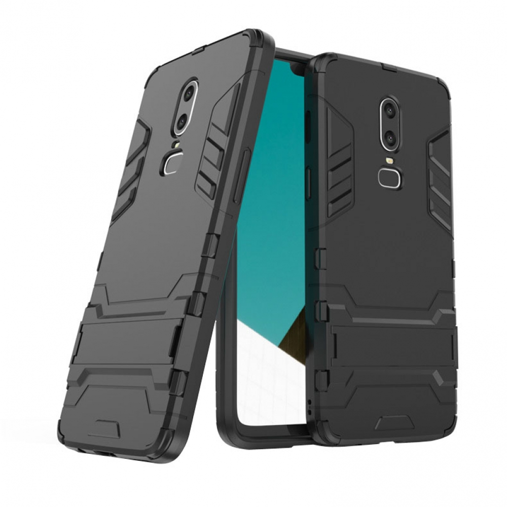 10% OFF + FREE SHIPPING, Buy the BEST PDair Premium Protective Carrying OnePlus 6 Tough Armor Protective Case (Black). Exquisitely designed engineered for OnePlus 6.