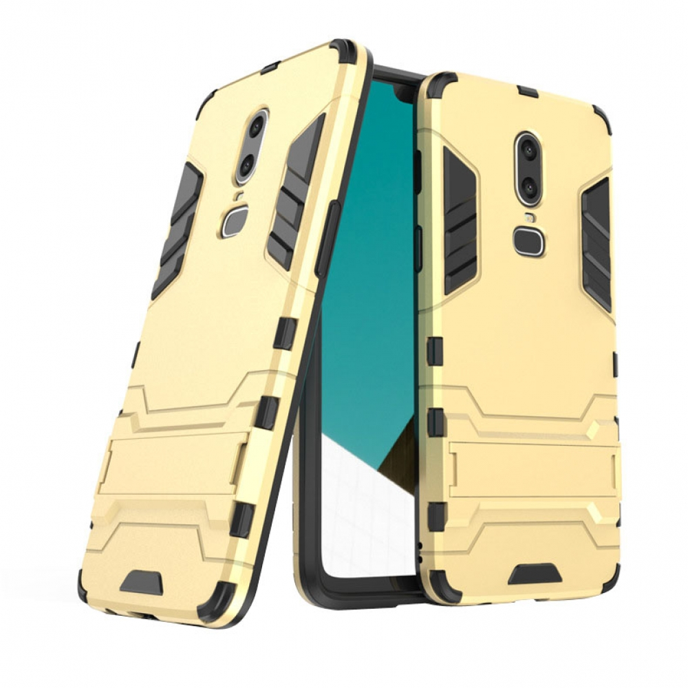 10% OFF + FREE SHIPPING, Buy the BEST PDair Premium Protective Carrying OnePlus 6 Tough Armor Protective Case (Gold). Exquisitely designed engineered for OnePlus 6.