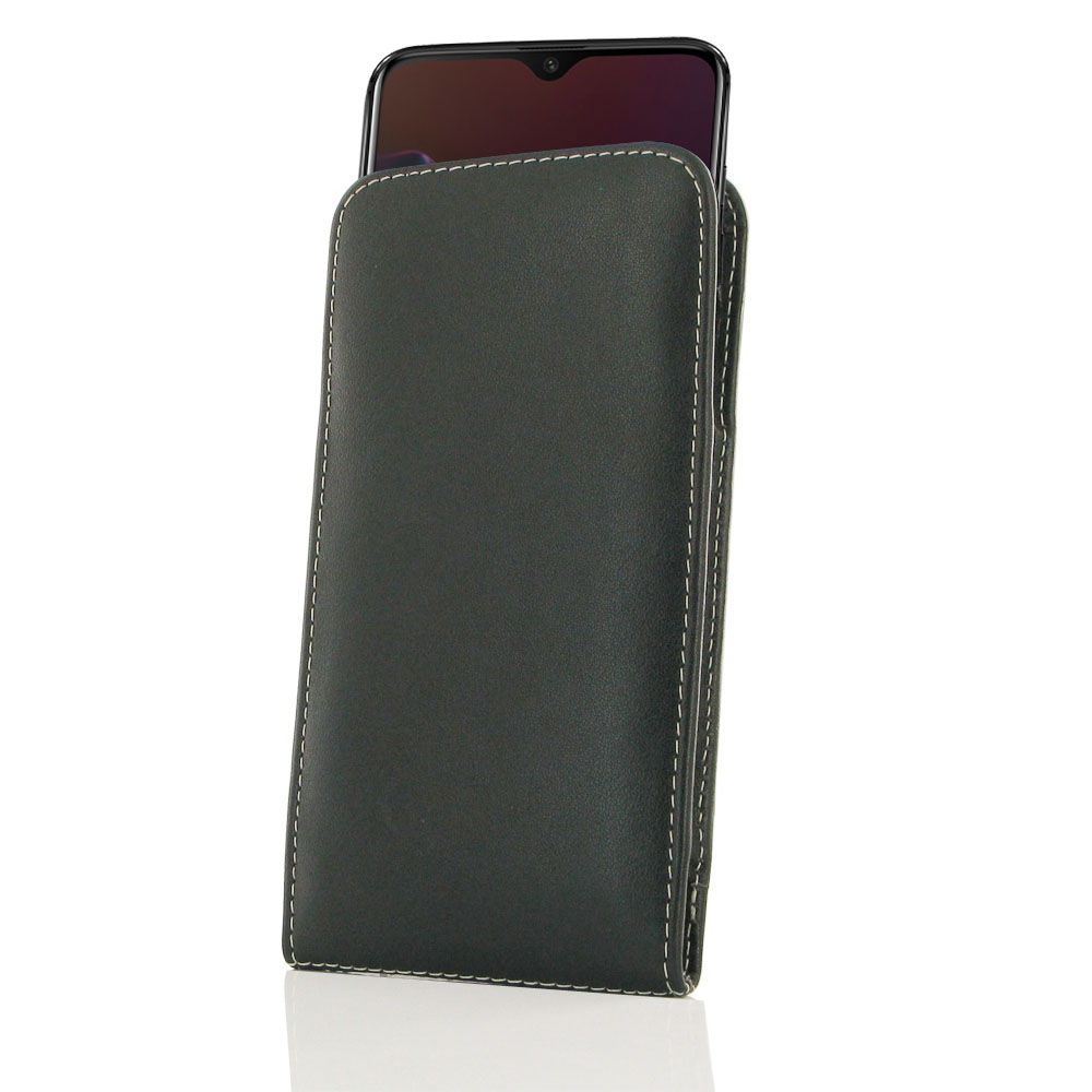 10% OFF + FREE SHIPPING, Buy the BEST PDair Handcrafted Premium Protective Carrying OnePlus 6T Leather Sleeve Pouch Case. Exquisitely designed engineered for OnePlus 6T.
