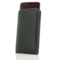 Leather Vertical Pouch Case for OnePlus 6T