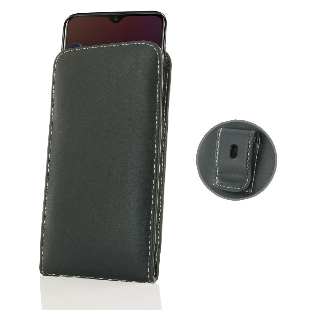 10% OFF + FREE SHIPPING, Buy the BEST PDair Handcrafted Premium Protective Carrying OnePlus 6T Pouch Case with Belt Clip. Exquisitely designed engineered for OnePlus 6T.