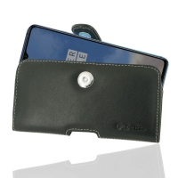Leather Horizontal Pouch Case with Belt Clip for OnePlus 7T