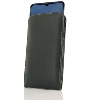 Leather Vertical Pouch Case for OnePlus 7T