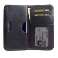 10% OFF + FREE SHIPPING, Buy the BEST PDair Handcrafted Premium Protective Carrying OnePlus 7T Pro Leather Wallet Sleeve Case (Red Stitch). Exquisitely designed engineered for OnePlus 7T Pro.