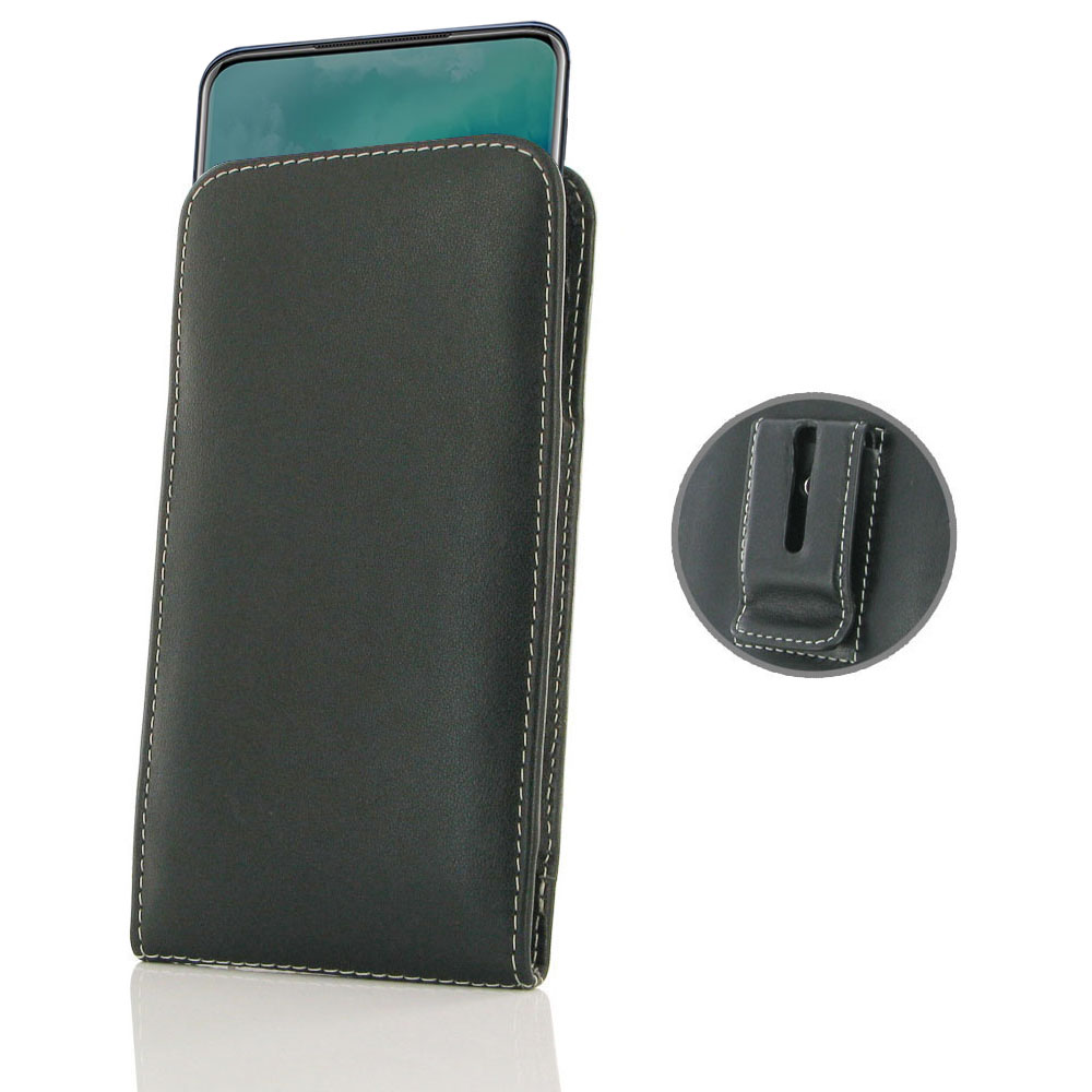 10% OFF + FREE SHIPPING, Buy the BEST PDair Handcrafted Premium Protective Carrying OnePlus 7T Pro Pouch Case with Belt Clip. Exquisitely designed engineered for OnePlus 7T Pro.