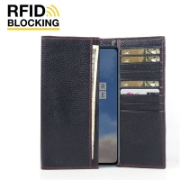 10% OFF + FREE SHIPPING, Buy the BEST PDair Handcrafted Premium Protective Carrying OnePlus 7T Leather Continental Sleeve Wallet (Red Stitching). Exquisitely designed engineered for OnePlus 7T.