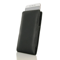 Leather Vertical Pouch Case for OPPO A77
