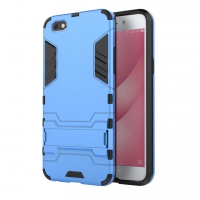 OPPO A77 Tough Armor Protective Case (Blue)