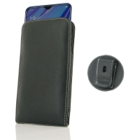 10% OFF + FREE SHIPPING, Buy the BEST PDair Handcrafted Premium Protective Carrying OPPO A9 Pouch Case with Belt Clip. Exquisitely designed engineered for OPPO A9.