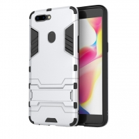 10% OFF + FREE SHIPPING, Buy the BEST PDair Premium Protective Carrying OPPO R11s Plus Tough Armor Protective Case (Silver). Exquisitely designed engineered for OPPO R11s Plus.