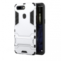 10% OFF + FREE SHIPPING, Buy the BEST PDair Premium Protective Carrying OPPO R15 Tough Armor Protective Case (Silver). Exquisitely designed engineered for OPPO R15.