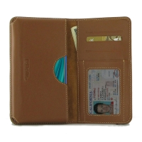 10% OFF + FREE SHIPPING, Buy the BEST PDair Handcrafted Premium Protective Carrying  OPPO R15x Leather Wallet Sleeve Case (Brown). Exquisitely designed engineered for  OPPO R15x.