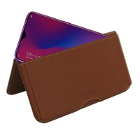 10% OFF + FREE SHIPPING, Buy the BEST PDair Handcrafted Premium Protective Carrying OPPO R17 Leather Wallet Pouch Case (Brown). Exquisitely designed engineered for OPPO R17.