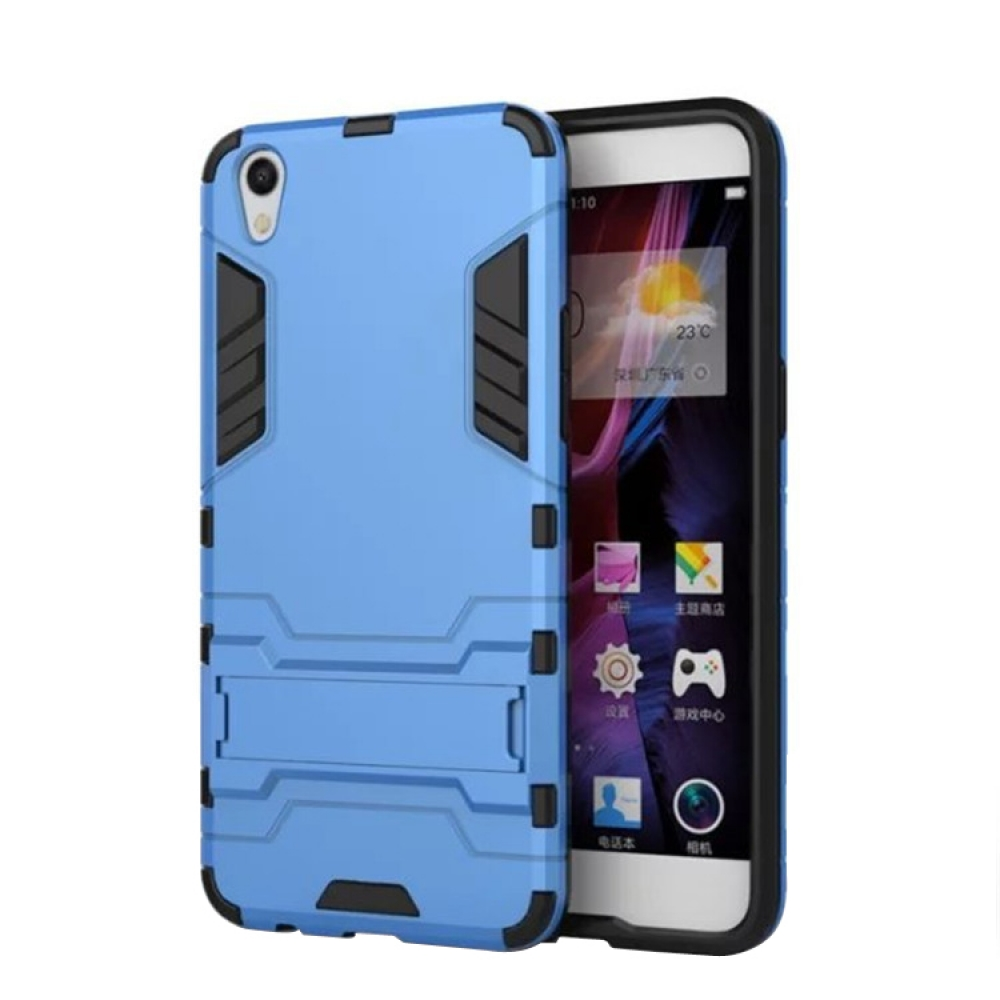 10% OFF + FREE SHIPPING, Buy the BEST PDair Premium Protective Carrying OPPO R9 Tough Armor Protective Case (Blue). Exquisitely designed engineered for OPPO R9.