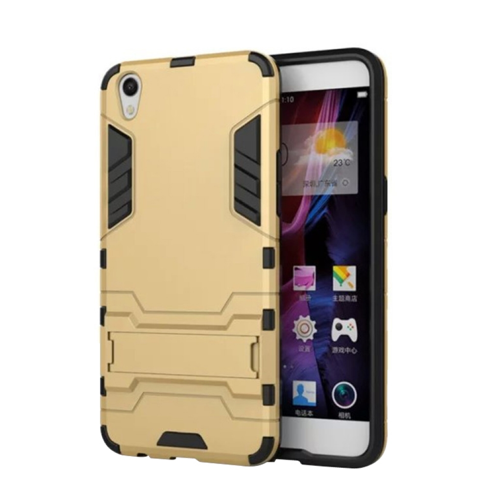 10% OFF + FREE SHIPPING, Buy the BEST PDair Premium Protective Carrying OPPO R9 Tough Armor Protective Case (Gold). Exquisitely designed engineered for OPPO R9.