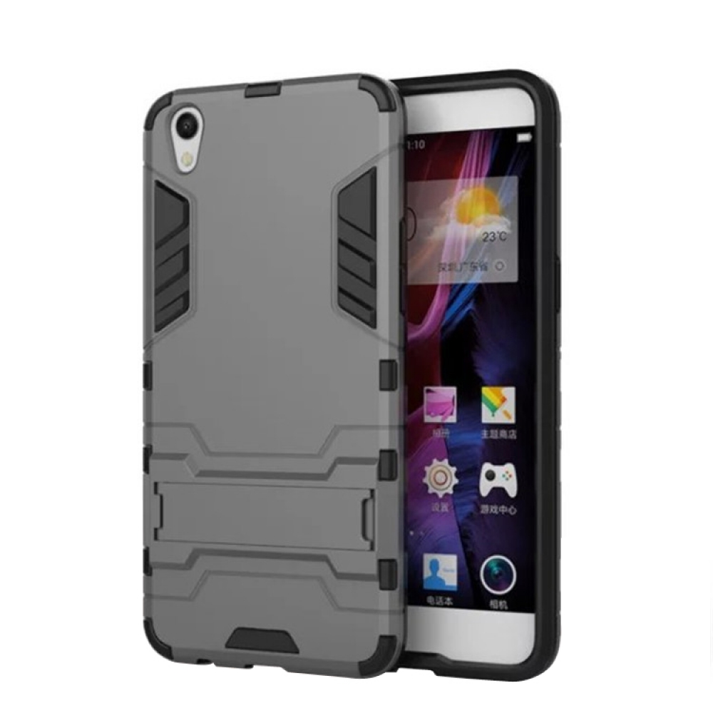 10% OFF + FREE SHIPPING, Buy the BEST PDair Premium Protective Carrying OPPO R9 Tough Armor Protective Case (Grey). Exquisitely designed engineered for OPPO R9.