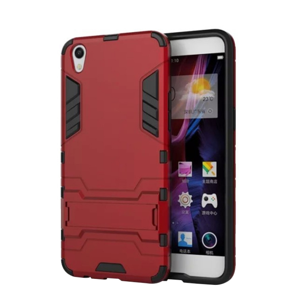 10% OFF + FREE SHIPPING, Buy the BEST PDair Premium Protective Carrying OPPO R9 Tough Armor Protective Case (Red). Exquisitely designed engineered for OPPO R9.