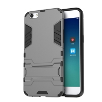 10% OFF + FREE SHIPPING, Buy the BEST PDair Premium Protective Carrying OPPO R9s Tough Armor Protective Case (Grey). Exquisitely designed engineered for OPPO R9s.