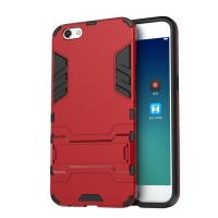 10% OFF + FREE SHIPPING, Buy the BEST PDair Premium Protective Carrying OPPO R9s Tough Armor Protective Case (Red). Exquisitely designed engineered for OPPO R9s.