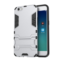 10% OFF + FREE SHIPPING, Buy the BEST PDair Premium Protective Carrying OPPO R9s Tough Armor Protective Case (Silver). Exquisitely designed engineered for OPPO R9s.