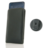 10% OFF + FREE SHIPPING, Buy the BEST PDair Handcrafted Premium Protective Carrying OPPO Reno 10x zoom Pouch Case with Belt Clip. Exquisitely designed engineered for OPPO Reno 10x zoom.
