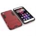 OPPO-R9-Tough-Armor-Protective-Case-Red offers worldwide free shipping by PDair