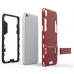 OPPO-R9-Tough-Armor-Protective-Case-Red protective carrying cover by PDair