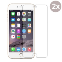 Premium Tempered Glass Film Screen Protector for Apple iPhone 6 | iPhone 6s (Pack of 2pcs)