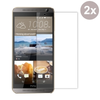 HTC One E9+ Plus Tempered Glass Film Screen Protector :: PDair