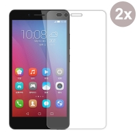Huawei Honor 5X Tempered Glass Film Screen Protector :: PDair
